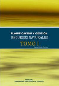 Manual planificacion y gestion de recursos naturales (tomo i