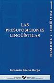 PRESUPOSICIONES LINGÜISTICAS,LAS