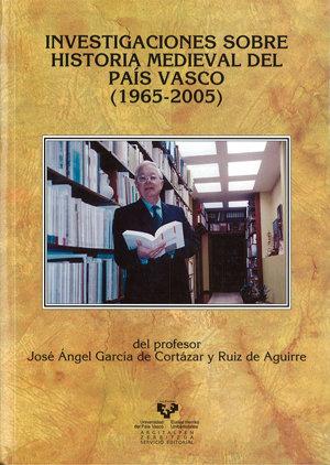 Investigaciones sobre ha.medieval pais vasco 1965-2005