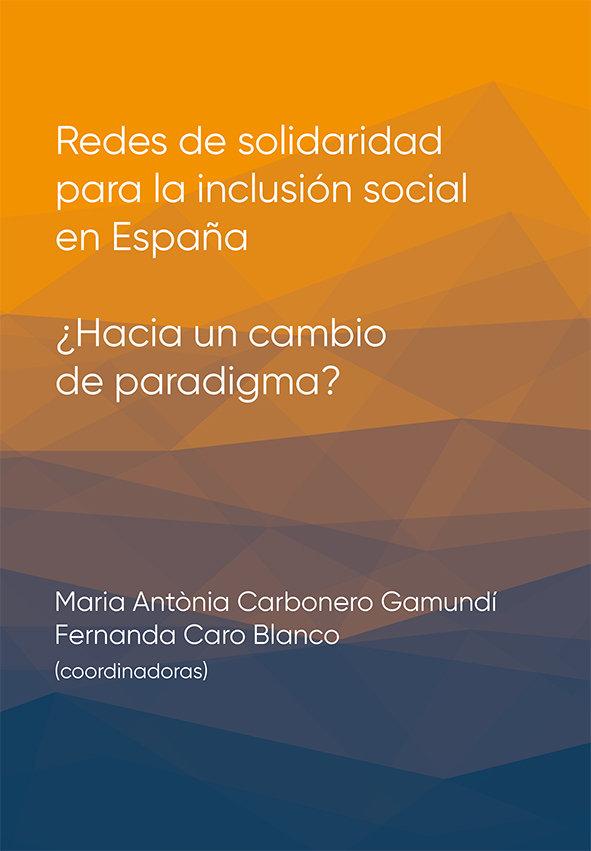 Redes de solidaridad para la inclusion social en españa