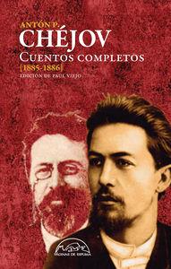 Cuentos completos chejov 1885-1886