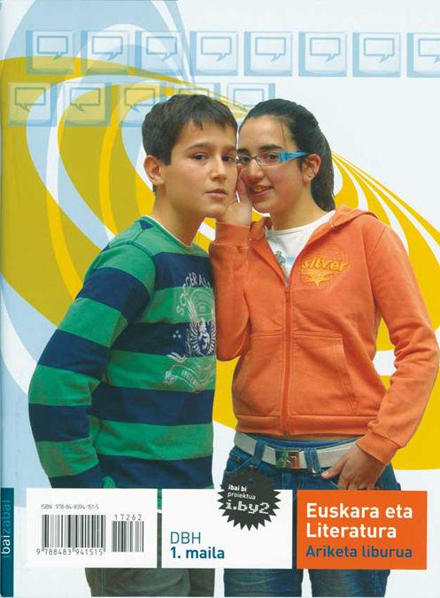 Ariketa euskara eta literatura 1ºeso 10 i.by2
