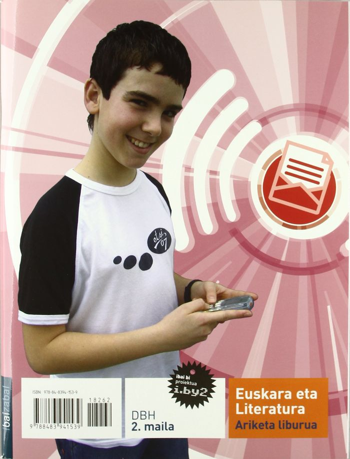 Ariketa euskara eta literatura 2ºeso 11 i.by2
