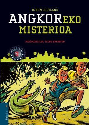 Angkoreko misterioa