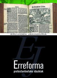 Erreforma protestanteetako idazkiak
