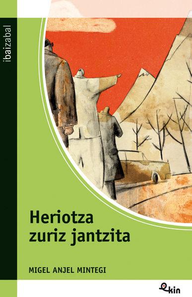 Heriotza zuriz jantzita