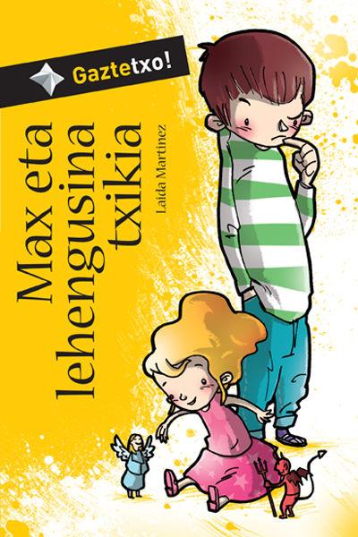 Max eta lehengusina txikia