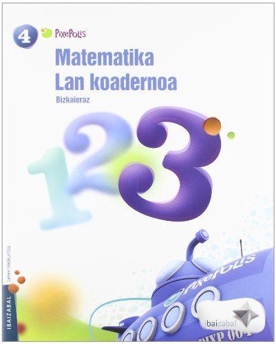 Koadernoa matematika 3 4ºep 12 pixepolis