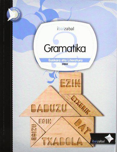 Gramatika 2ºeso 12 ikaslearen liburua