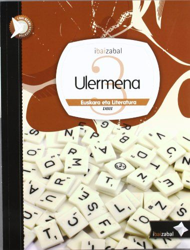 Ulermena 3ºeso 12 ikaslearen materiala