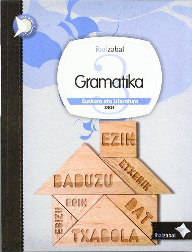 Gramatika 3ºeso 12 ikaslearen liburua