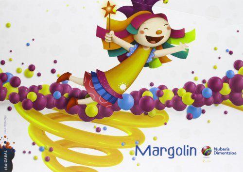 Margolin 2 urte 13 nubaris dimentsioa