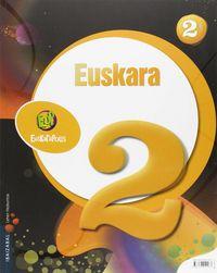 Euskara 2ºep 15 euskarapolis spx