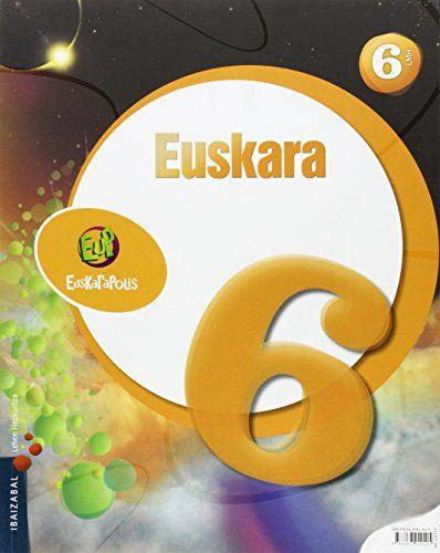 Euskara 6ºep 15 euskarapolis spx