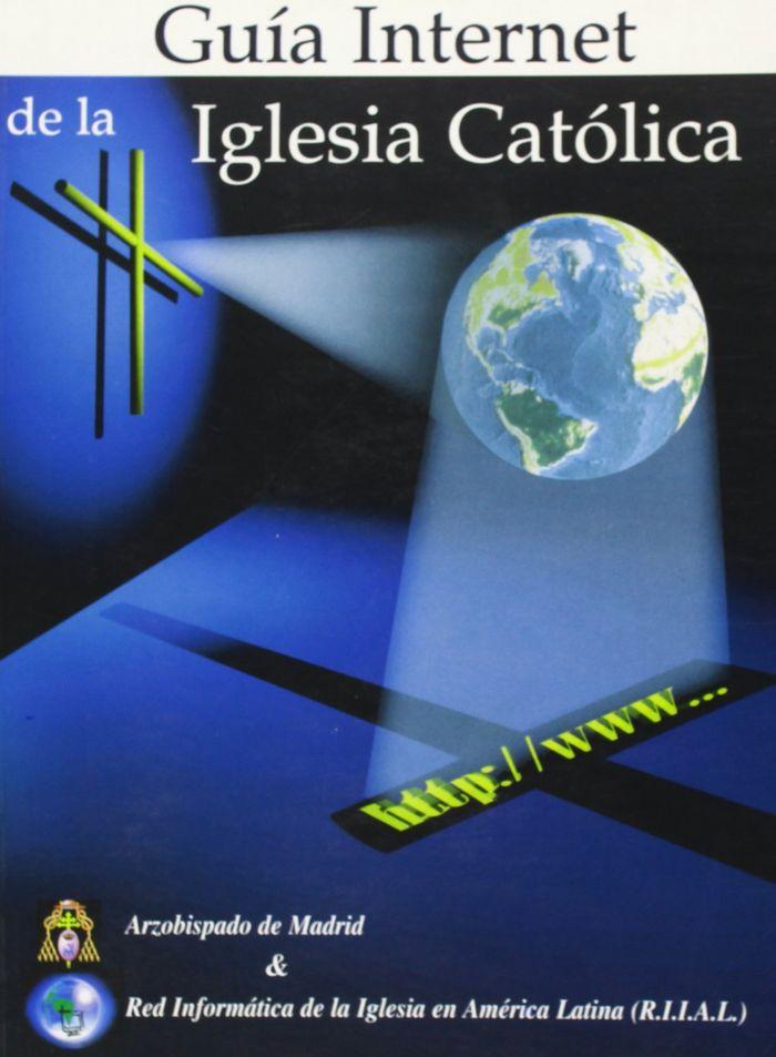 Guia internet de la iglesia catolica