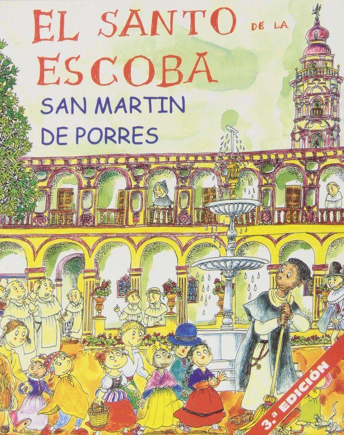 Santo de la escoba (comic),el