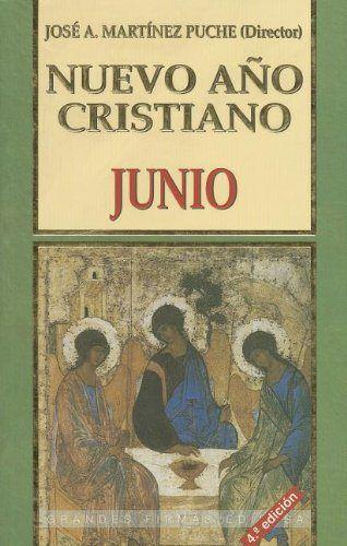 Nuevo año cristiano. junio
