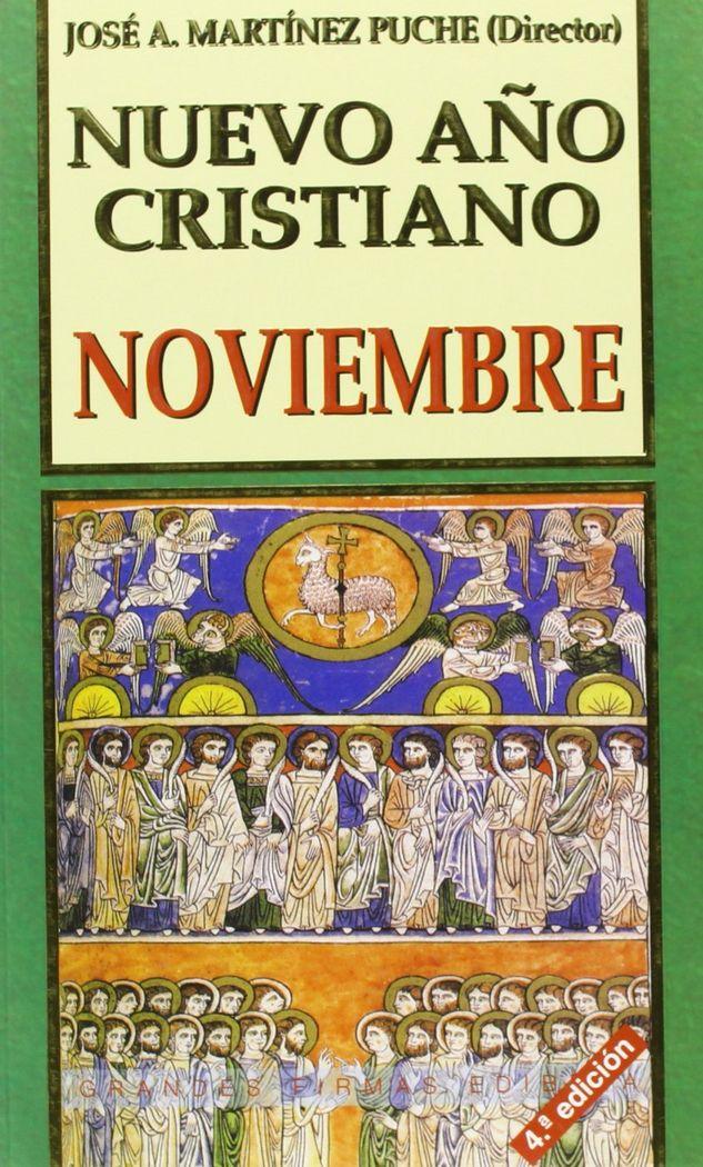 Nuevo año cristiano. noviembre