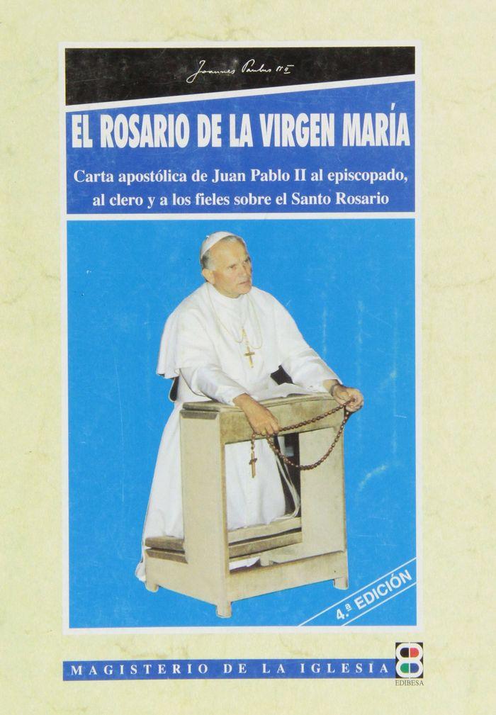 Rosario de la virgen maria,el