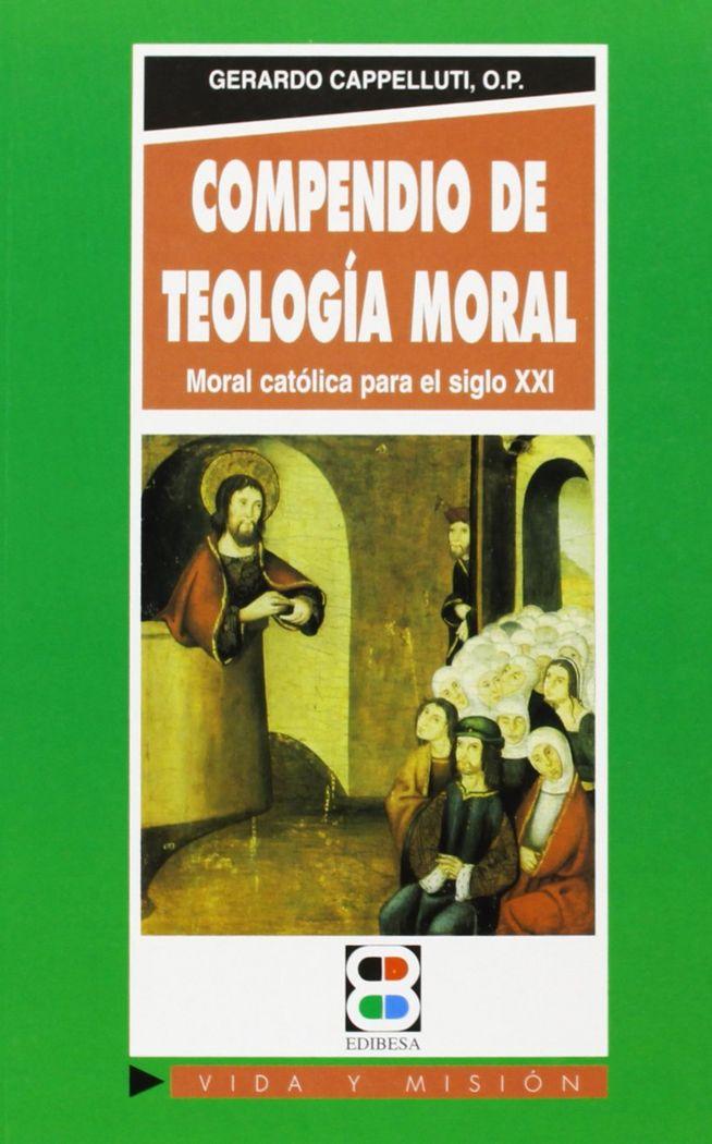 Compendio de teologia moral