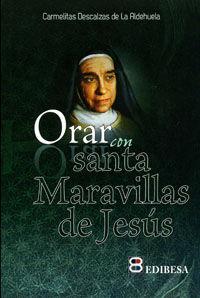 Orar con santa maravillas de jesus