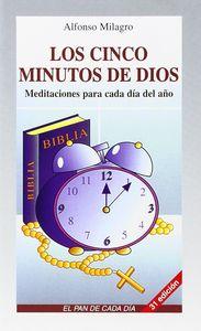 Cinco minutos de dios 31ªed