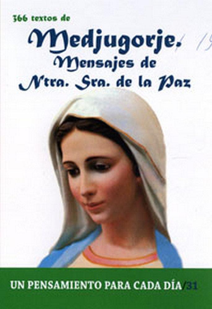 Medjugorje mensajes de nuestra señora de la paz