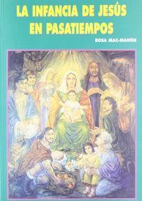 Infancia de jesus en crucigramas, la