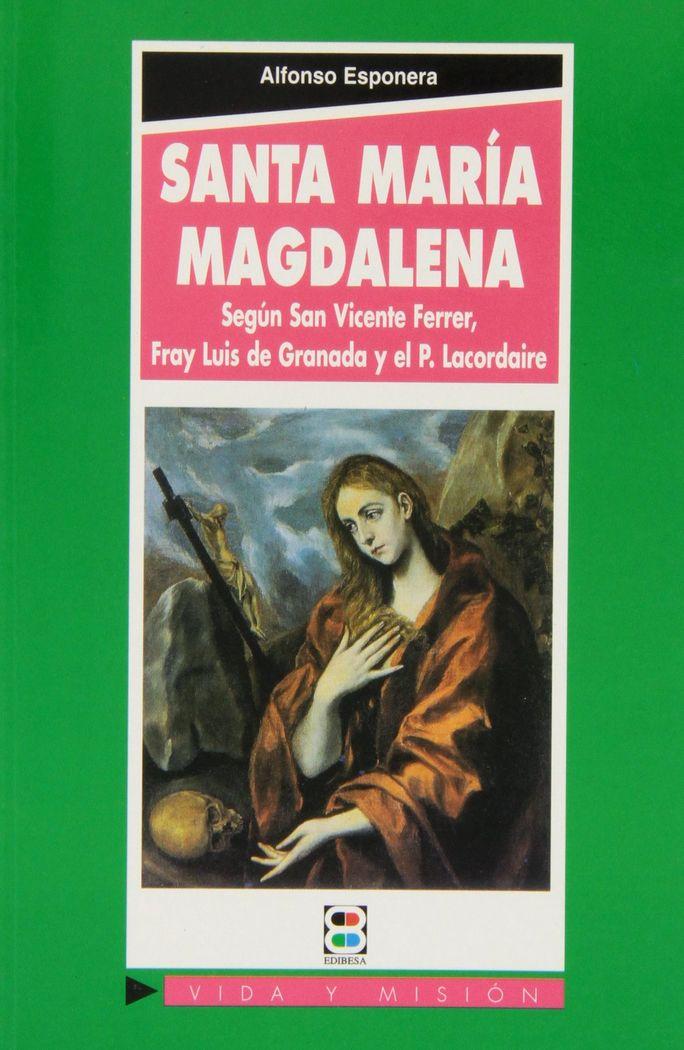Santa maria magdalena