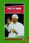 Dios es amor carta enciclica benedicto xvi