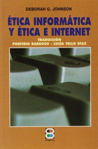 Etica informatica y etica e internet