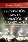 Preparacion para la celebracion de la santa misa