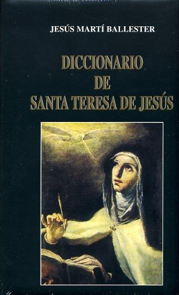 Diccionario de santa teresa de jesus