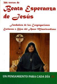 366 textos beata esperanza de jesus
