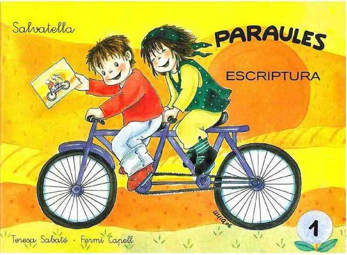 Paraules escriptura 1