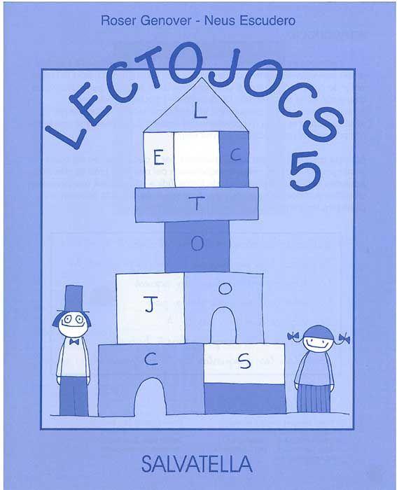 Lectojocs 5, 2 educacio primaria