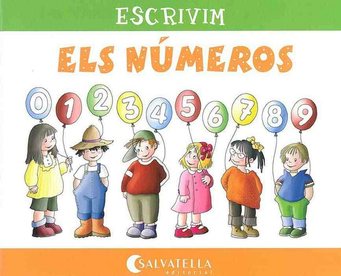 Escrivim els numeros