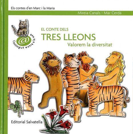 Conte dels tres lleons,el