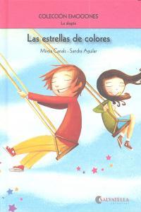 Estrellas de colores,las