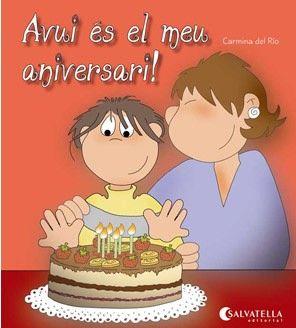 Avui es el meu aniversari!