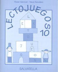 Lectojuegos 10 4ºep