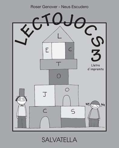 Lectojocs 3 - 1r. educacio primaria