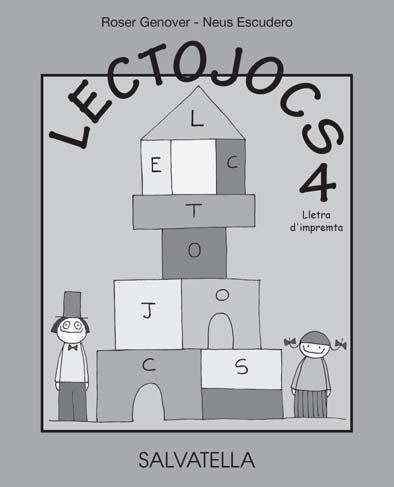 Lectojocs 4 - 2n. educacio primaria