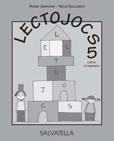 Lectojocs 5 - 2n. educacio primaria