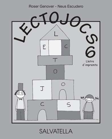 Lectojocs 6 - 2n. educacio primaria