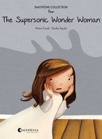 The supersonic wonder woman