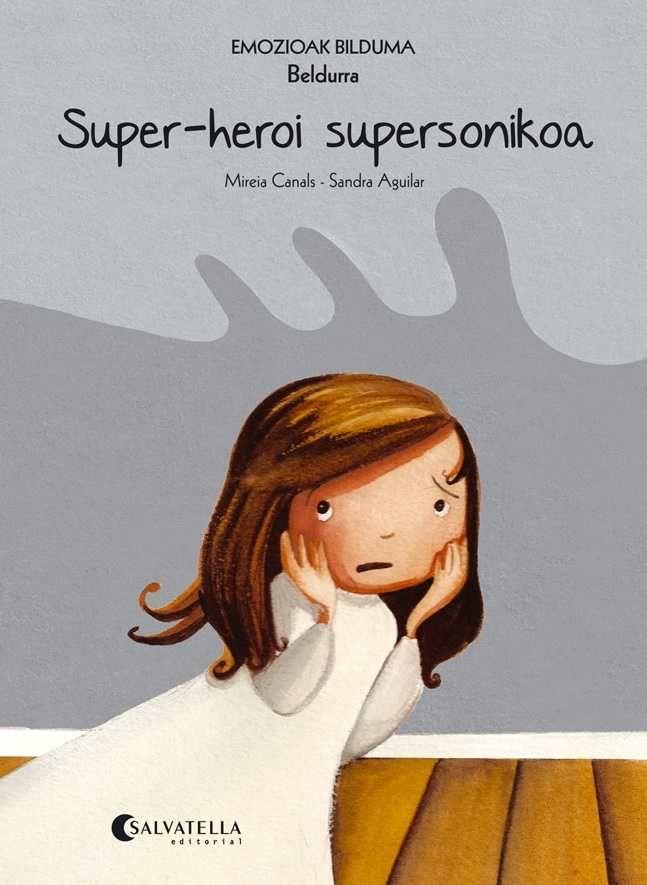 Super-heroi supersonikoa (beldurra)