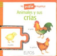 Animales y sus crias