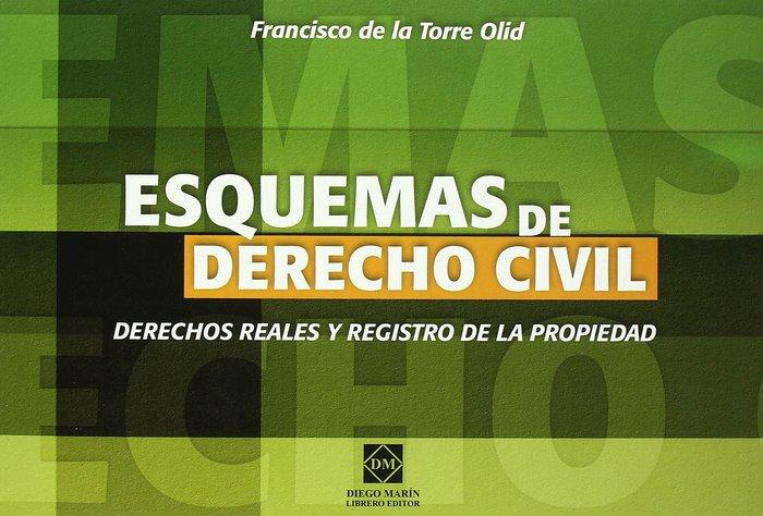 Esquemas de derecho civil derechos reales y registro de la p