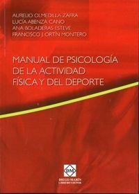 Manual de psicologia en el deporte.